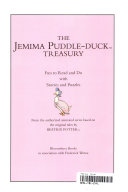 Jemima Puddle Duck Treasury