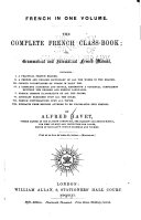 Book French in One Volume