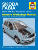 Skoda Fabia Service And Repair Manual
