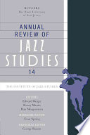Annual Review Of Jazz Studies