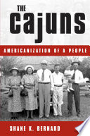 The Cajuns Group Of French Speaking Louisiana People Known