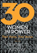 30 WOMEN IN POWER Book Cover