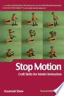 Stop Motion  Craft Skills for Model Animation