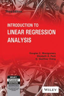 INTRODUCTION TO LINEAR REGRESSION ANALYSIS  3RD ED
