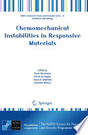 Chemomechanical Instabilities in Responsive Materials