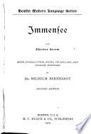 Immensee   Novelle