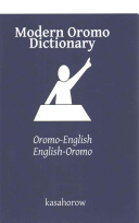 Modern Oromo Dictionary