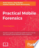 Practical Mobile Forensics  book