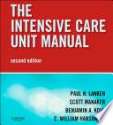 Intensive Care Unit Manual E Book