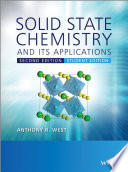 Solid State Chemistry And Its Applications book