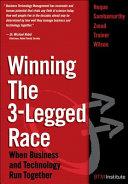 Winning the 3-Legged Race