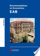 Recommendations On Excavations book