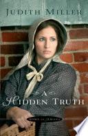 A Hidden Truth  Home to Amana Book  1