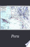 Peru: Bd. Das küstenland von Peru