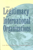 The Legitimacy of International Organizations