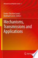 Mechanisms  Transmissions and Applications