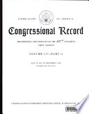 United States of America Congressional Record Proceedings and Debates of the 107th Congress First Session Vol  147 Part 11