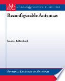 Reconfigurable Antennas