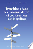 illustration du livre Transitions dans les parcours de vie et construction des inégalités