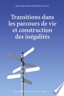 illustration Transitions dans les parcours de vie et construction des inégalités