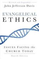 Evangelical Ethics