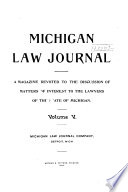 Michigan Law Journal