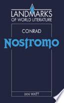 Conrad Nostromo book