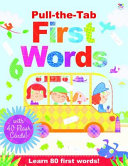Pull-the-Tab First Words with Flash Cards
