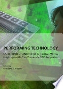 Performing Technology