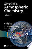 Advances In Atmospheric Chemistry