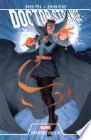 Doctor Strange : of doctor strange's training in the mystic...