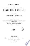 Los Comentarios De Cayo Julio C Sar