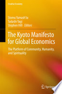 The Kyoto Manifesto for Global Economics