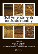 Soil Amendments for Sustainability
