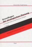 Grundlagen der strategischen Planung
