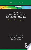 Supportive Conversations on Facebook Timelines Book PDF