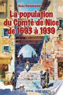 La population du comt   de Nice de 1693    1939