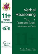 The 11+ Verbal Reasoning Practice Book with Assessment Tests (Ages 10-11)