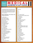 Medical Abbreviations Ii Speedy Study Guide