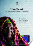 Handbook for Interpreters in Asylum Procedures