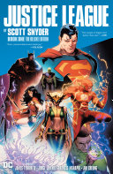 Justice League by Scott Snyder Book One Deluxe Edition Book