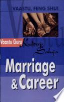 Marriage   Career