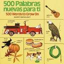 500 Palabras Nuevas Para Ti