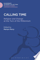 Ebook Calling Time Epub Martyn Percy Apps Read Mobile