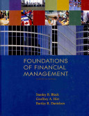 Foundations of Financial Management W S P Bind in Card   Time Value of Money Bind in Card