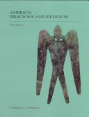 illustration du livre America, Religions, and Religion