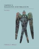 illustration du livre America, Religions, and Religion