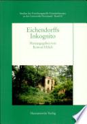 Eichendorffs Inkognito