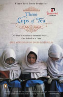 download ebook three cups of tea: one man's mission to promote peace... one school at a time pdf epub
