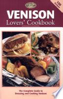 Venison Lovers  Cookbook
